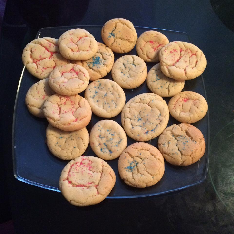 Cracked Sugar Cookies I Carol Whittington-Washington