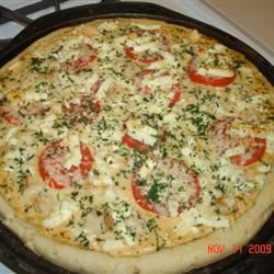 Gourmet White Pizza Dani4310