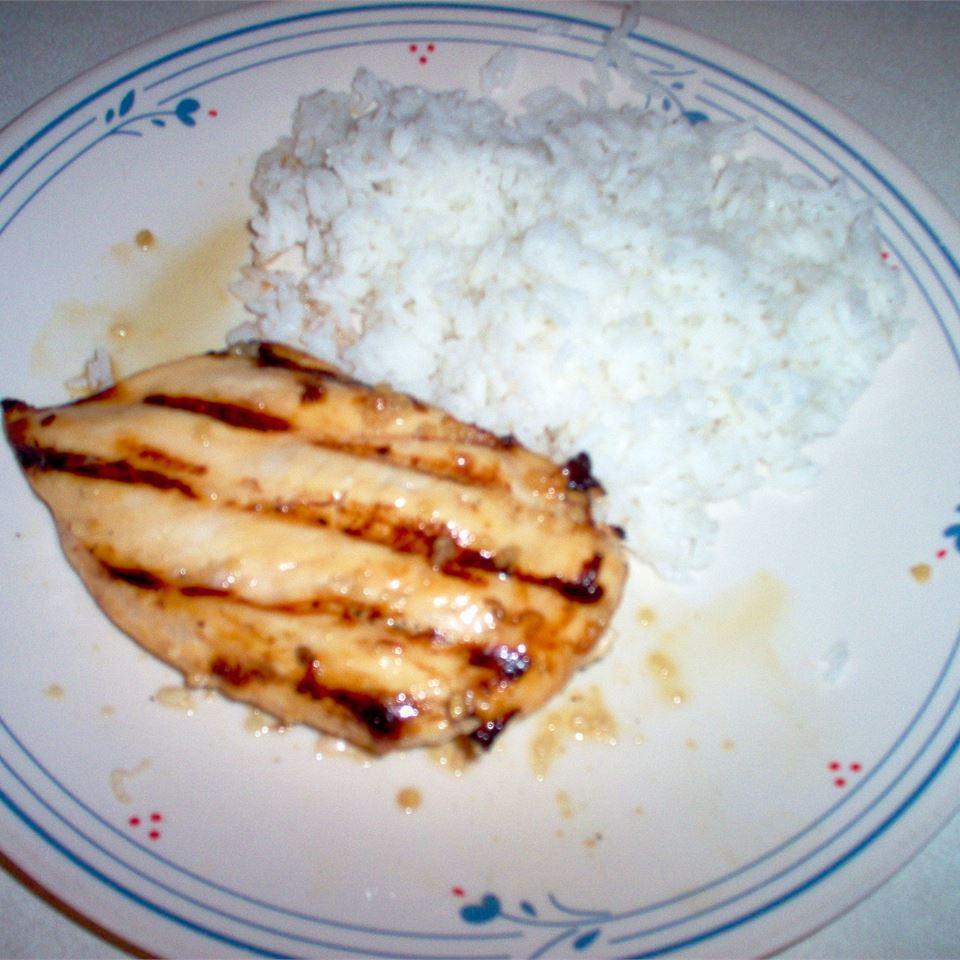 Honey Grilled Chicken Setheck