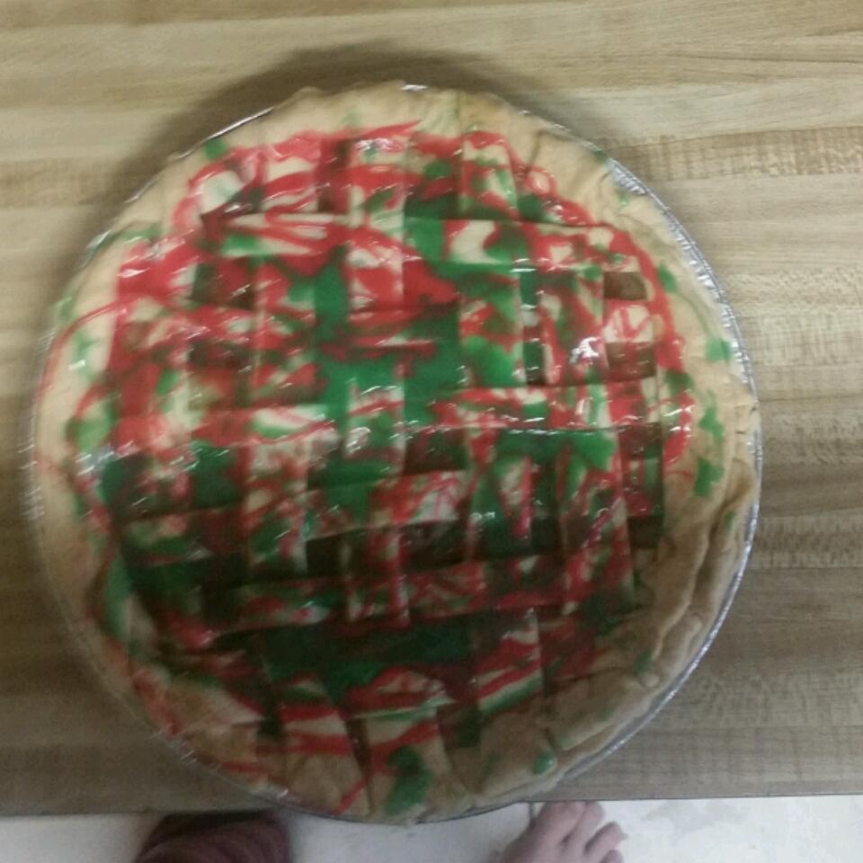 Glazed Apple Cream Pie Kimberly Pemberton
