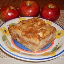Romanian Apple Cake Mallinda