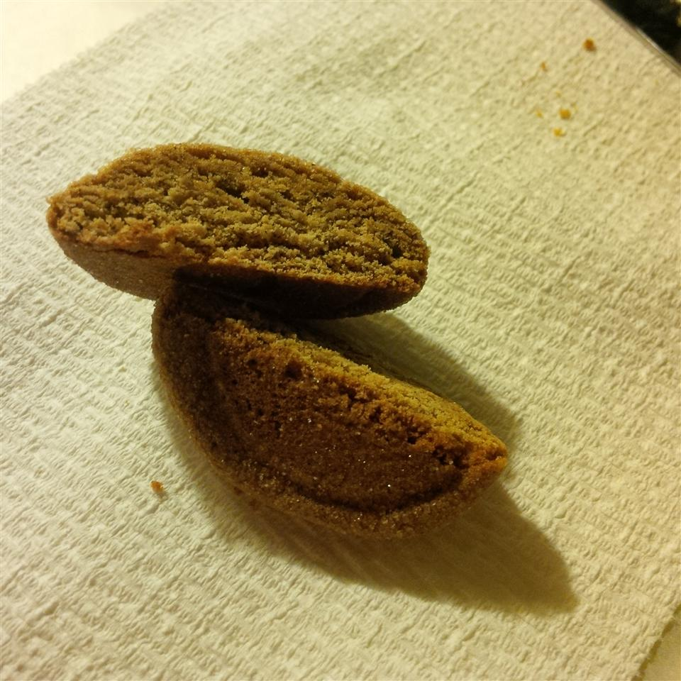 Big Soft Ginger Cookies Katzmagick in the Kitchen