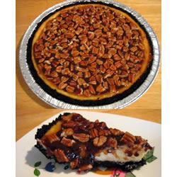 Chocolate Turtles® Cheesecake STAREVEGA