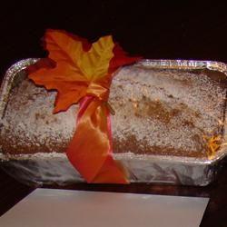 Easiest Applesauce Cake amywil