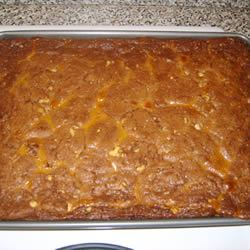 Caramel Brownies II