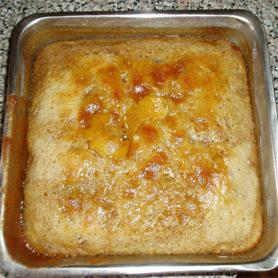 Greek Honey Cake KAGAMOI