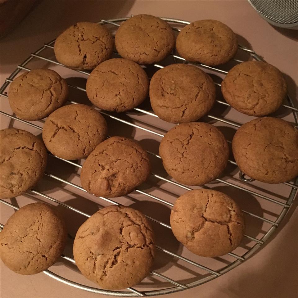 Ginger Snap Cookies Sarah Gassner