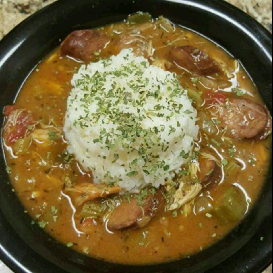 Good New Orleans Creole Gumbo