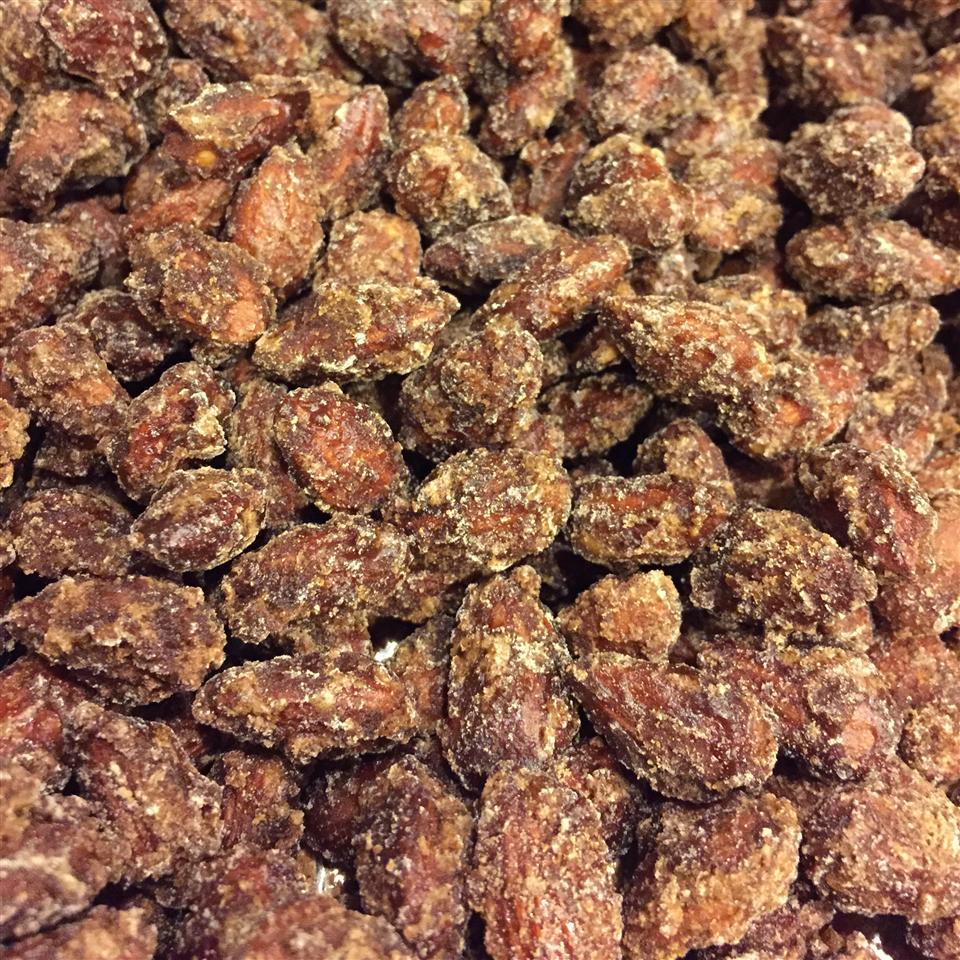 Candied Almonds Catrina Brossart