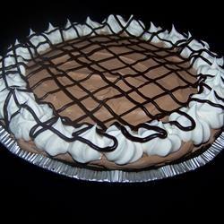 German Sweet Chocolate Pie Rachel Foreman
