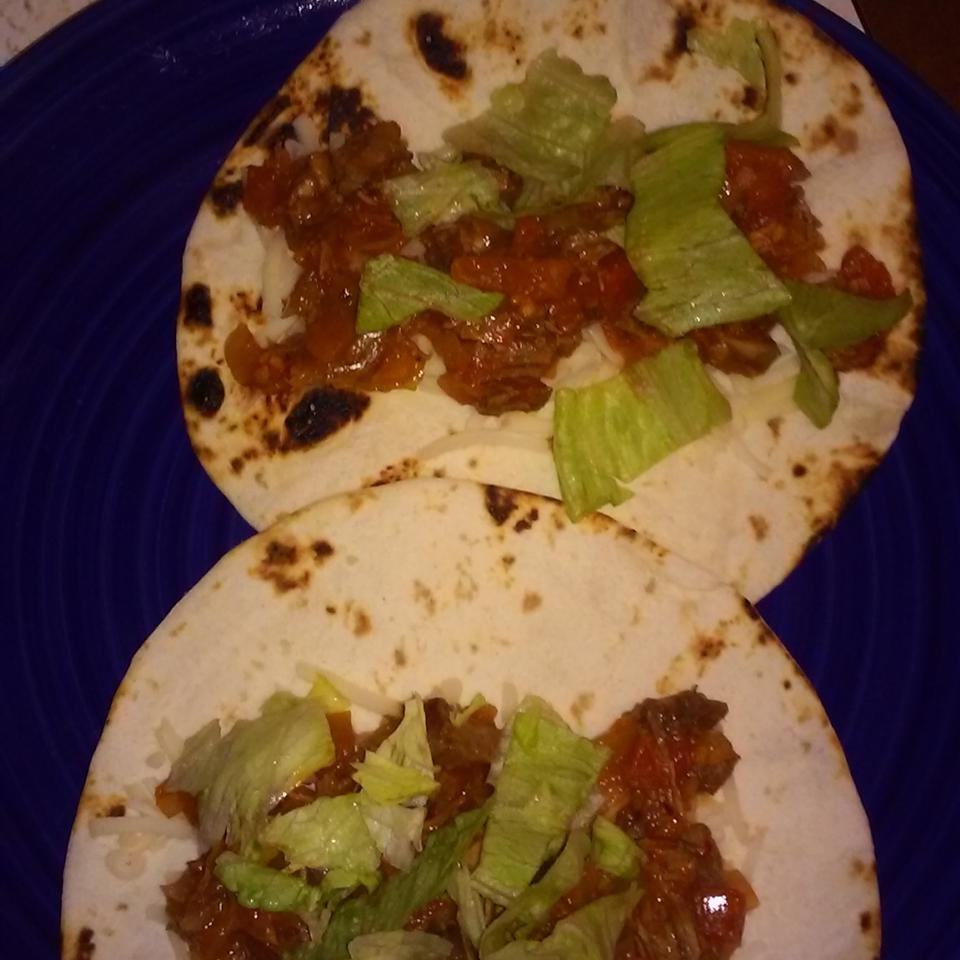 Roast Beef Burritos