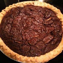 Chocolate Pecan Pie IV Jennifer Nolen