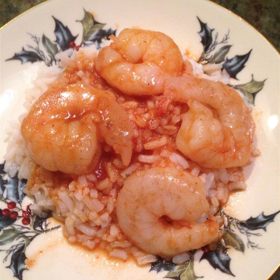 Shrimp Creole I Janine Bilger Bunch