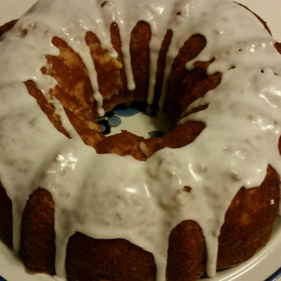 Hawaiian Wedding Cake I Chris