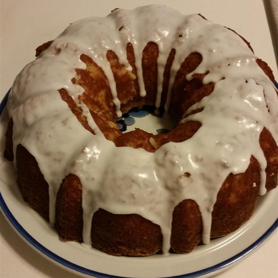 Hawaiian Wedding Cake I