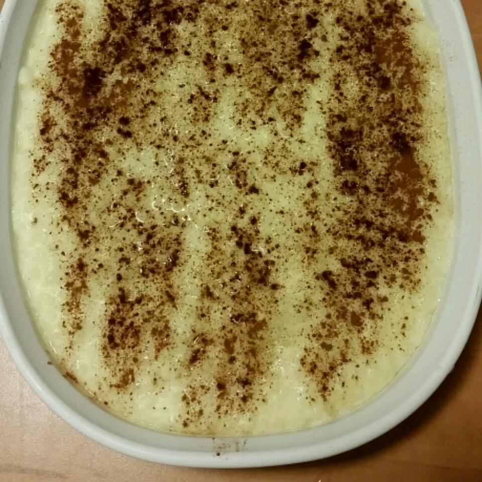 Creamiest Rice Pudding Toni René