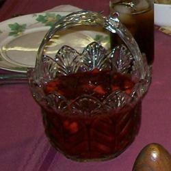 Holiday Cranberry Chutney Mtnlaurl