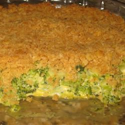Broccoli Casserole III Fit&Healthy Mom
