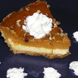 Paradise Pumpkin Pie I Lucy