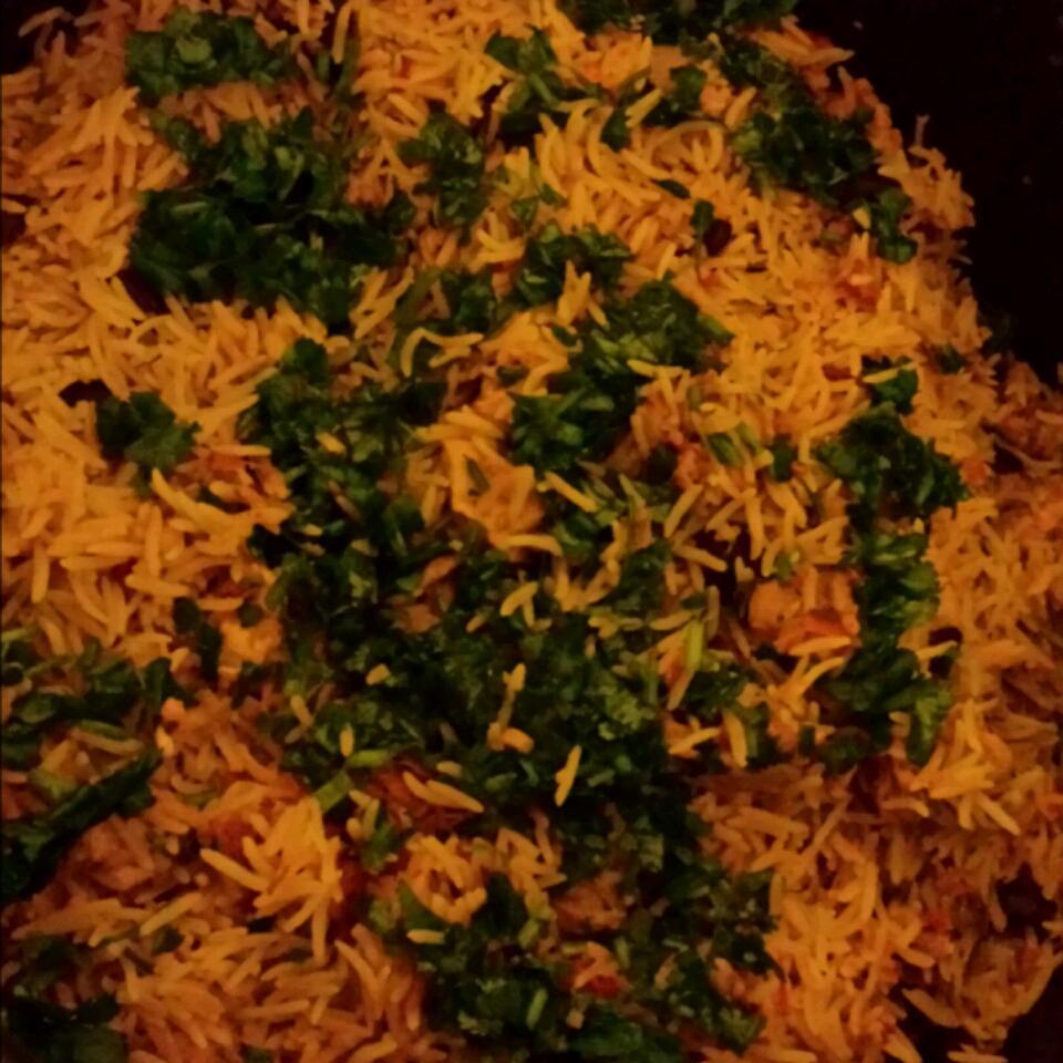 Chicken Biryani M-jana Durrani