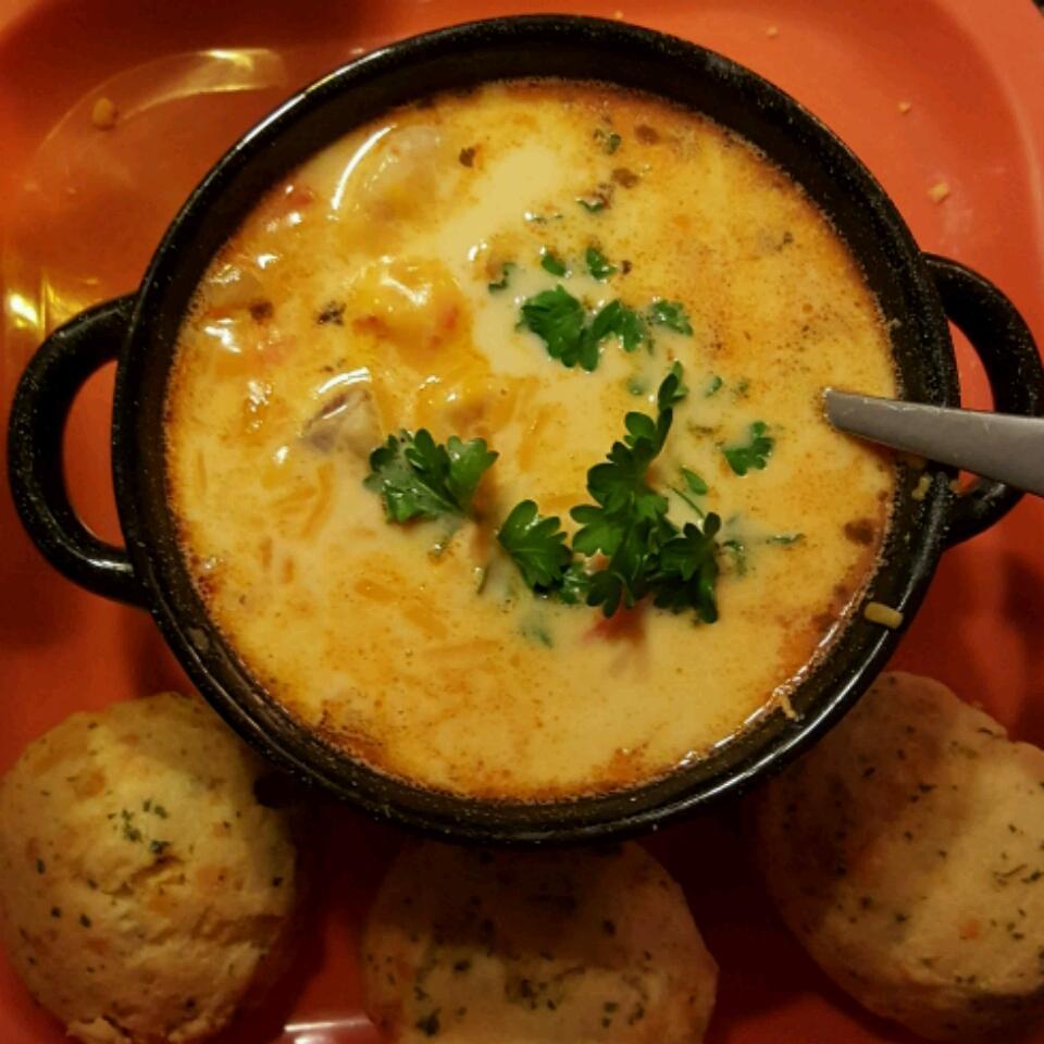 Crawfish Potato Soup Marcos Cantu