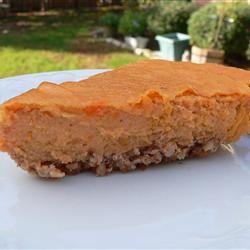 Walnut Pie Crust Scotdog