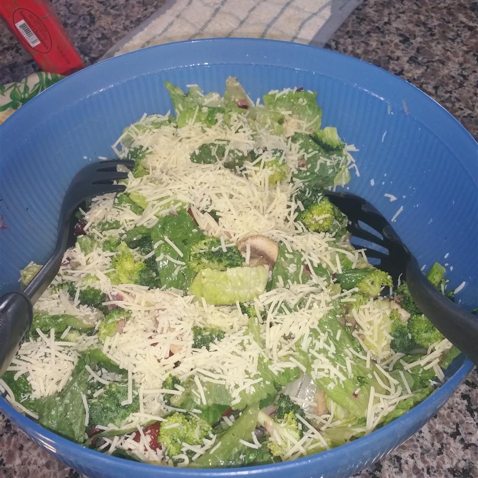 Broccoli Salad with Margarita Dressing Michael Flory