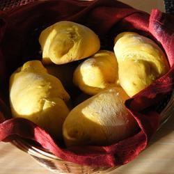Pumpkin Rolls I rachycez