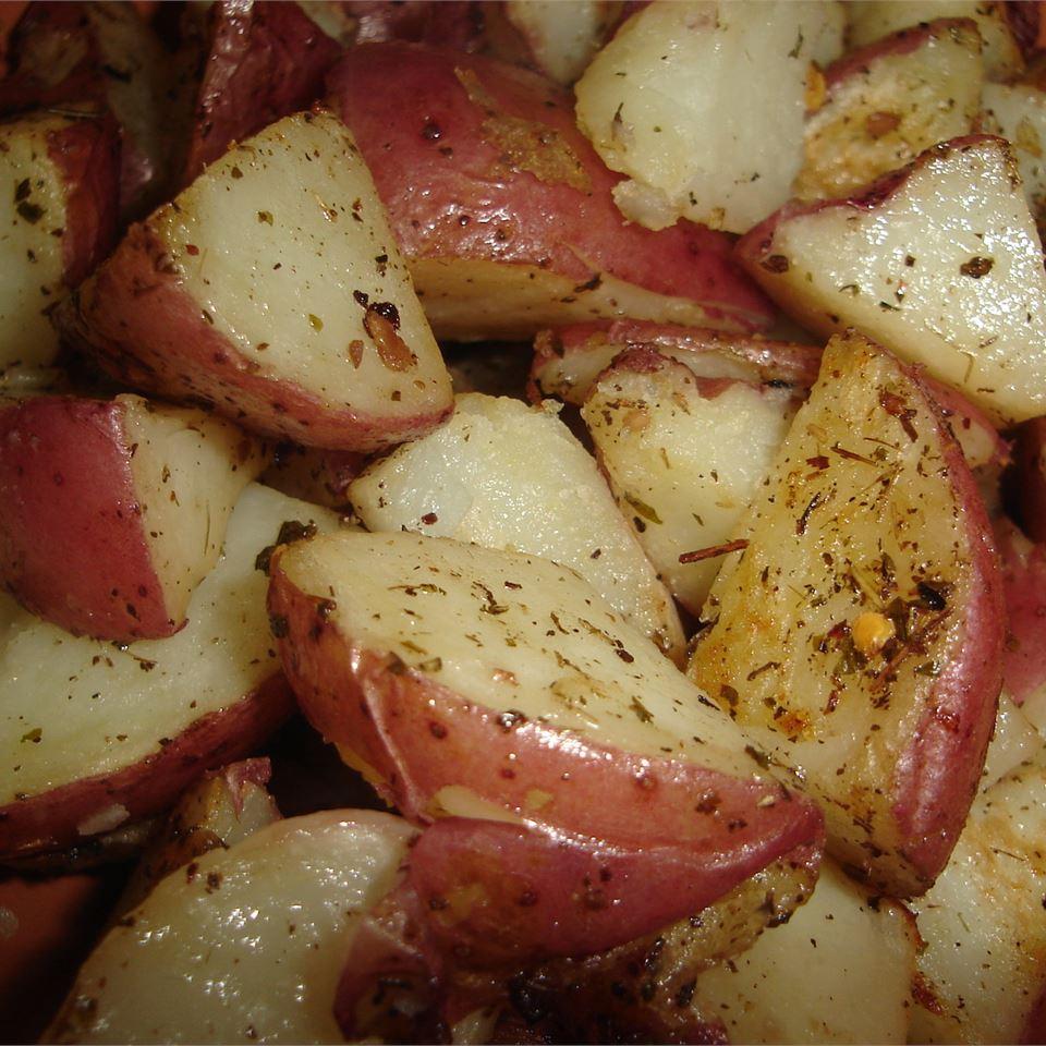 Oven Roasted Potatoes Mandy L