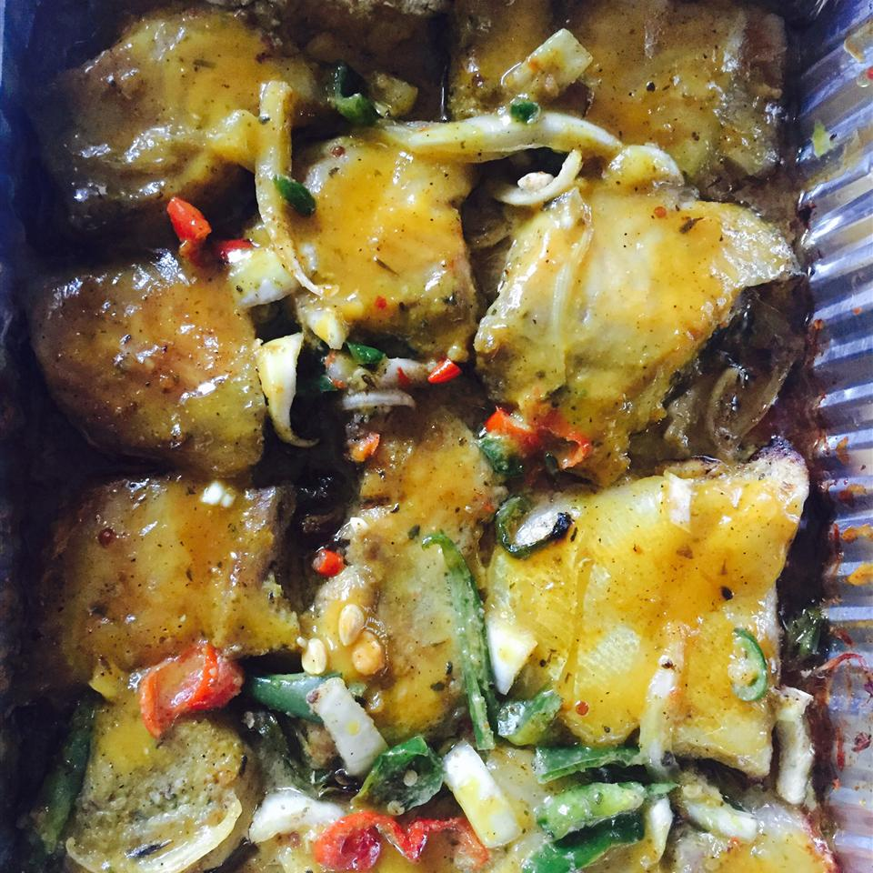 Easy Bake Fish foodaddict