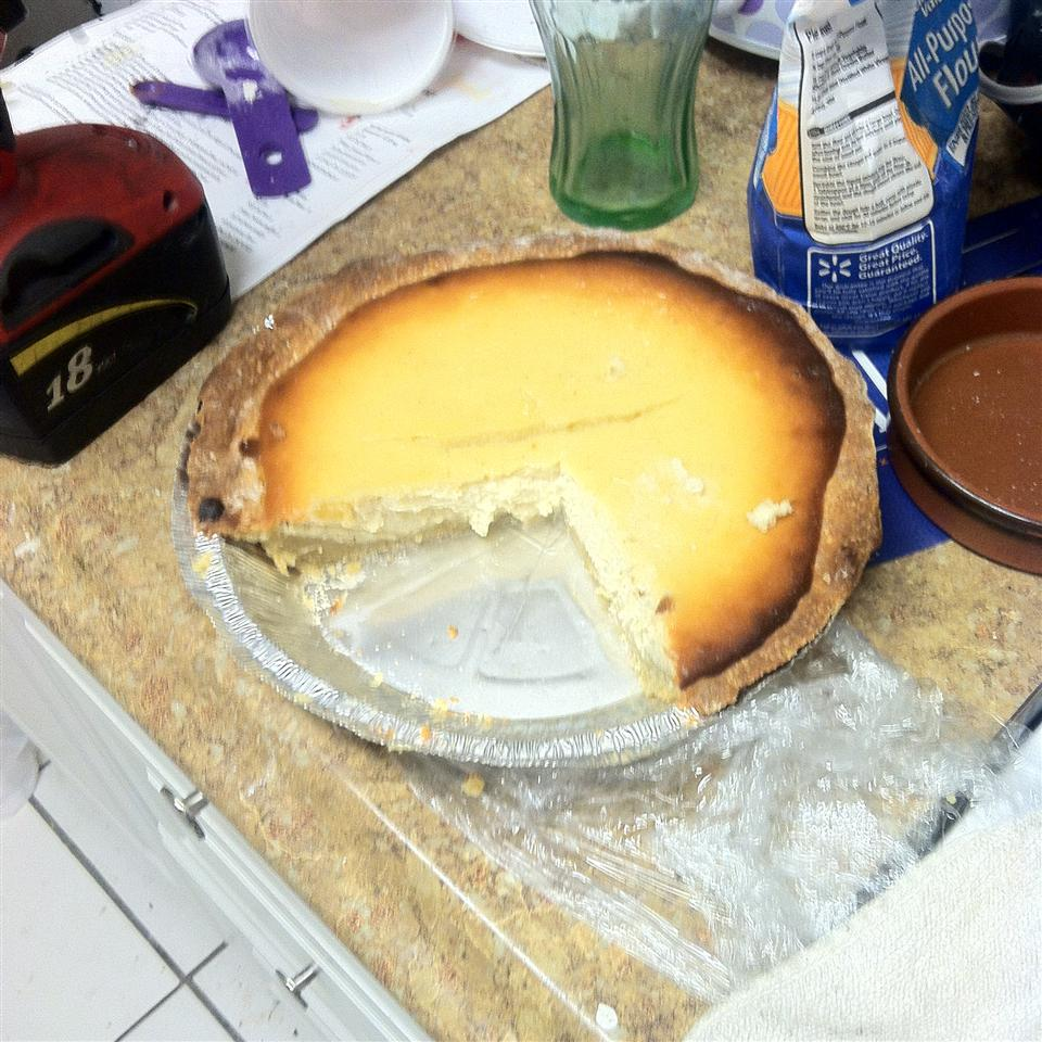 Honey Pie from Sifnos