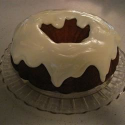 Pumpkin Cake II lace