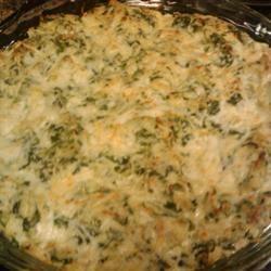 Hot Artichoke Spinach Dip