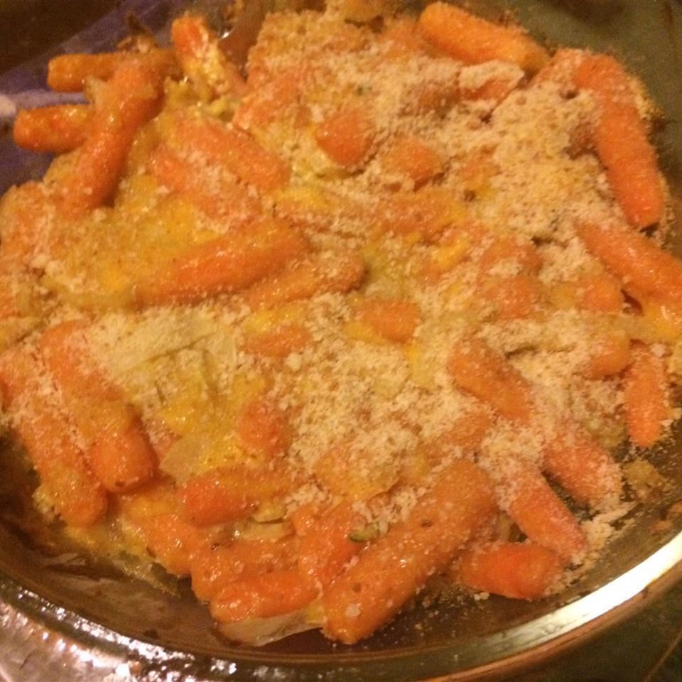 Grandmother's Carrot Casserole Bill T