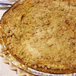 Warm Apple Buttermilk Custard Pie HistoryHarlot