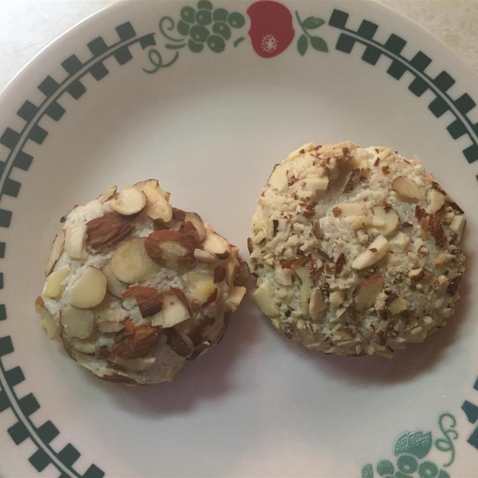 Italian Almond Cookies II