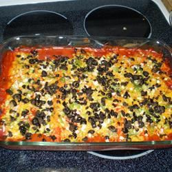 Angela's Awesome Enchiladas
