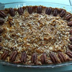 Sweet Sweet Potato Casserole LISA514