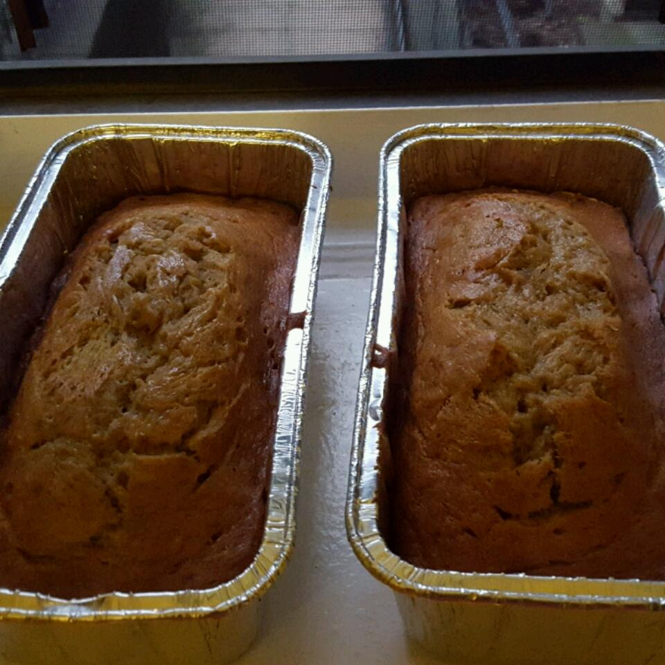 Simple Banana Coffee Cake Minerva Gonzales