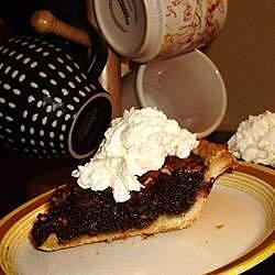 chocolate pecan pie i recipe