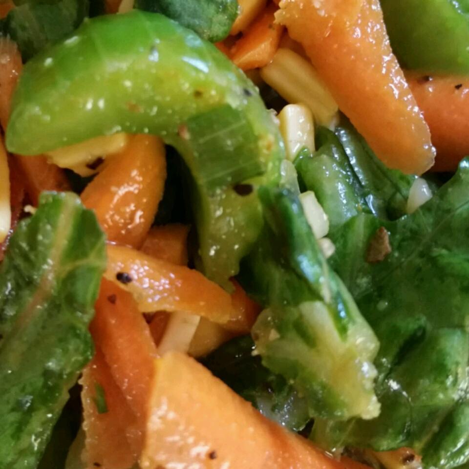 Tasty Home Salad Michelle Eden