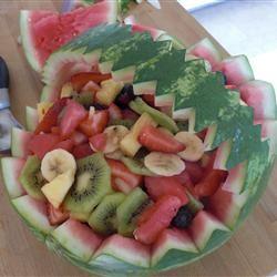 Watermelon Fruit Bowl jimmyt