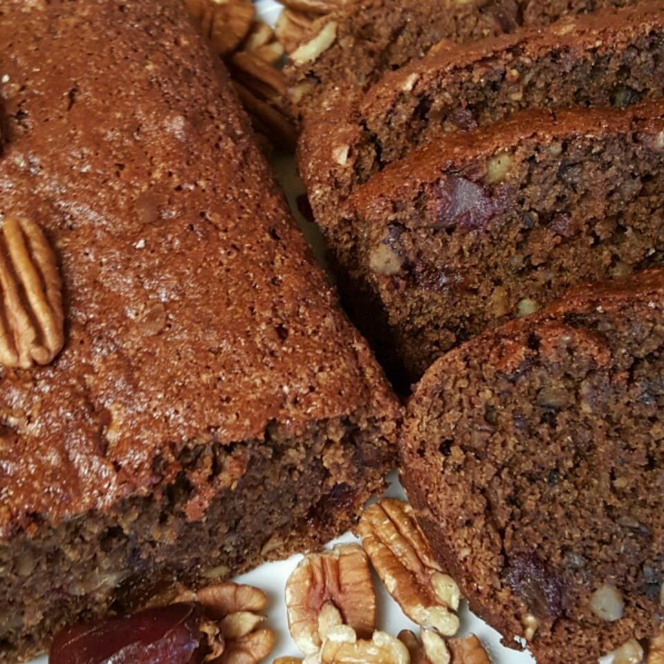 Coffee Date Bread Helen Grace Richardson