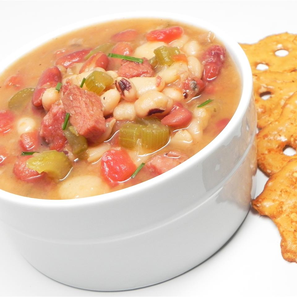Country Kitchen Calico Bean Soup