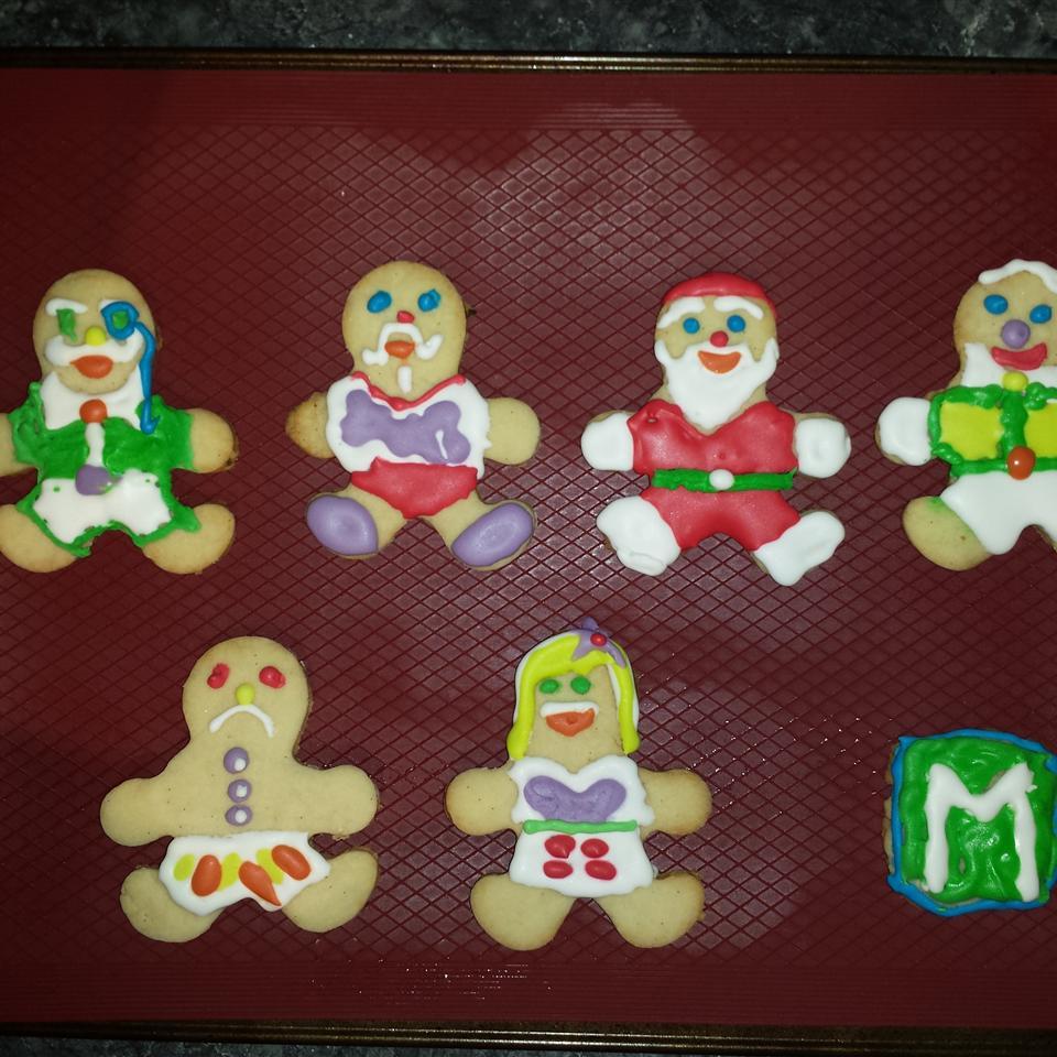 The Best Rolled Sugar Cookies Mariana Koessler