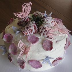 Blue Ribbon Whipping Cream Pound Cake