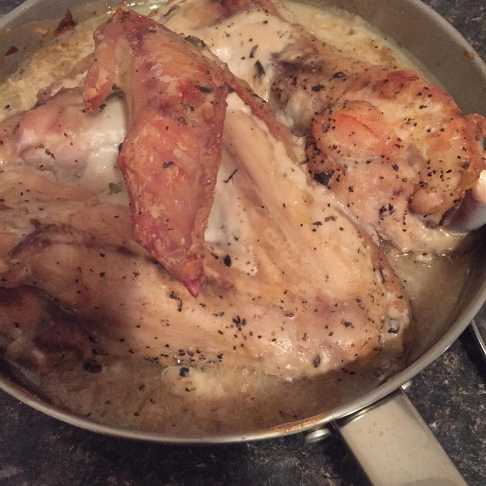 Easy Baked Turkey Wings
