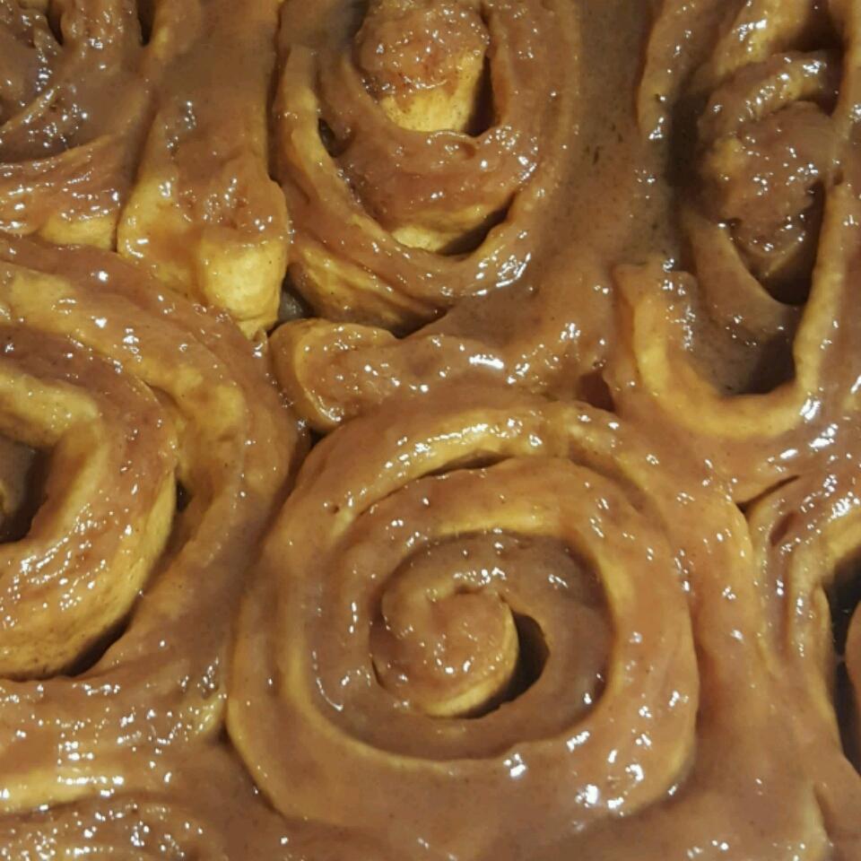 Moist Cinnamon Rolls Mrs. Forsman