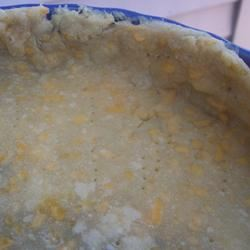Cheesy Quiche Crust