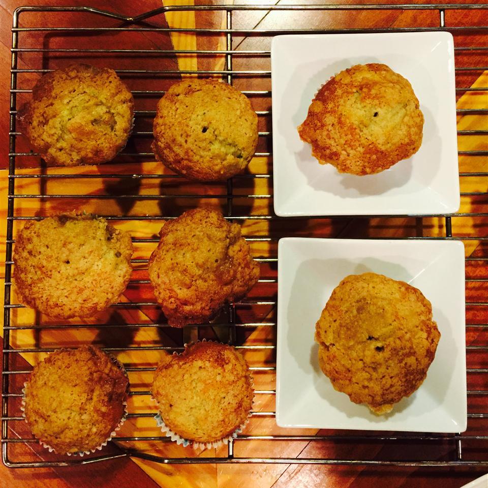 Banana Crumb Muffins donna Finn